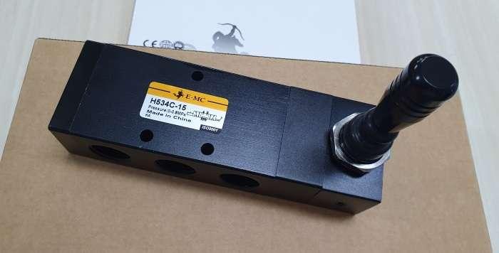 marca: EMC <br/>modelo: H534C15