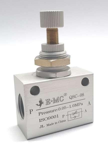 marca: EMC <br/>modelo: QSC08