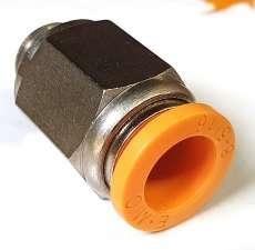 Conexão pneumática (modelo: ZPC0801G)